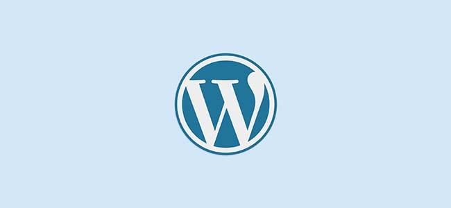WordPress_ロゴ画像