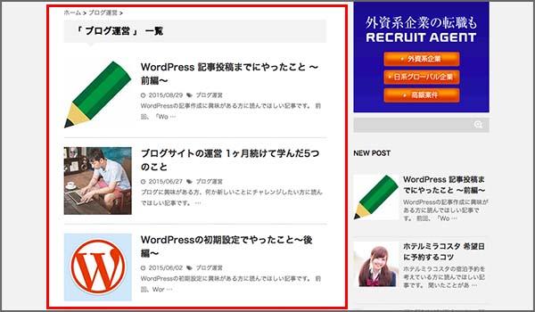 wordpress記事投稿_カテゴリキャプチャ1