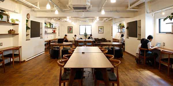 渋谷コワーキングスペース_コミュン渋谷画像