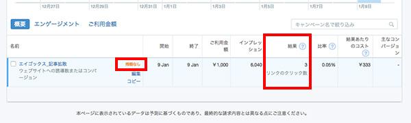 Twitter広告_開始30分画像