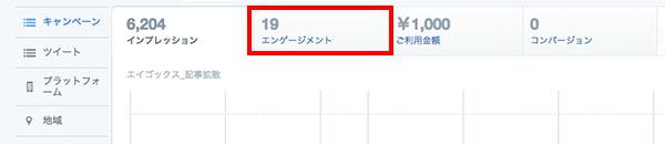 Twitter広告_エンゲージメント画像