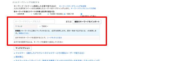 Twitter広告_ターゲティング画像2
