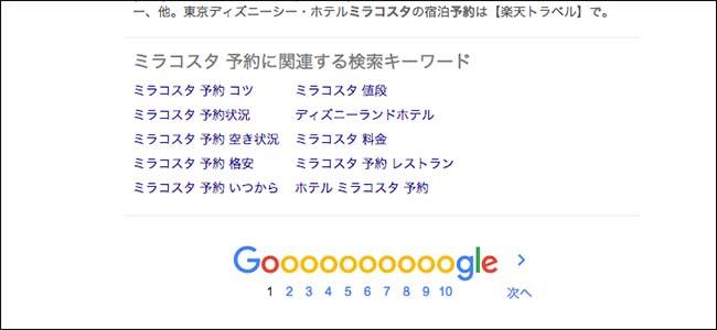 ブログ1万PV超え記事の関連するキーワード画像