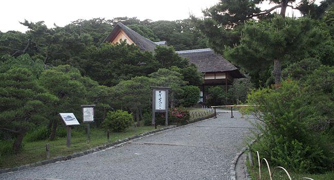 横浜の三渓園_画像8