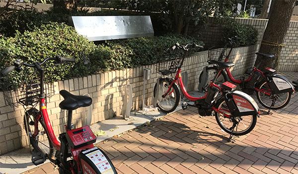 自転車のシェアリング_画像7