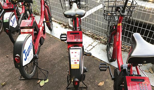 自転車のシェアリング_導入画像