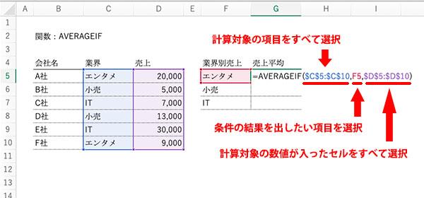 基本的なエクセル関数の記事_画像17