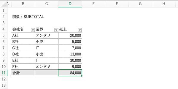 基本的なエクセル関数の記事_画像43