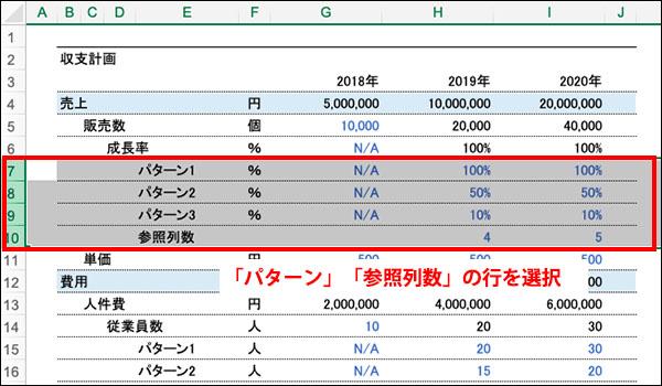 エクセルのOFFSET関数のブログ_画像25