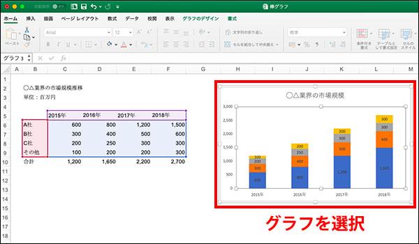 エクセル_棒グラフの作り方_画像17