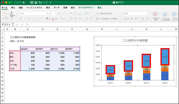 エクセル_棒グラフの作り方_画像19